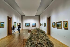 Kräftemessen - Ausstellungsansicht III