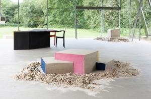 Alex Frost, Future Spotters (Kassel, 1987 & Münster, 2013), June 2013 Wewerka Pavilion, Münster, Germany.