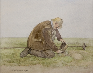 Jopie Huisman - Das erste Kiebitzei
