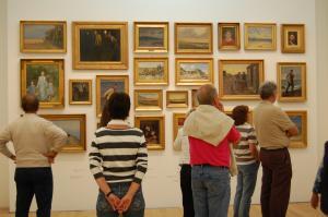 Von Bergen bis Bergen - Ausstellungsansicht I